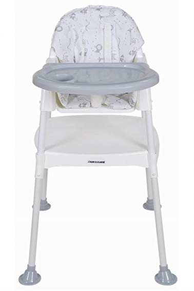 Wellgro Mama Sandalyesi Gri